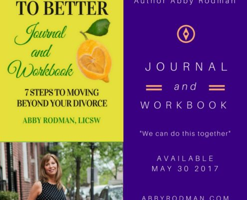 Journal Your Way To Post-Divorce Healing
